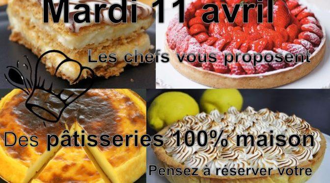 Fiche bilan du concours de tartes au pommes du mardi 11 avril 2017