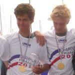 Champion de France Voile UNSS