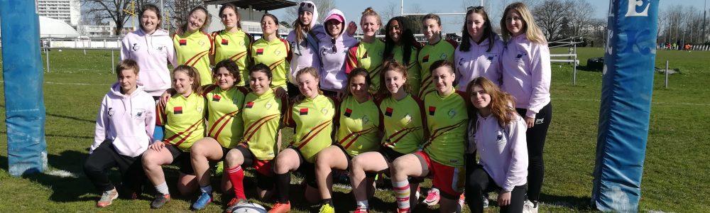 UNSS Rugby Excellence Lycées Filles - Finale Inter Académique