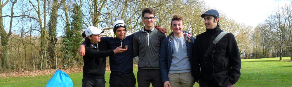 Championnat inter académique de golf