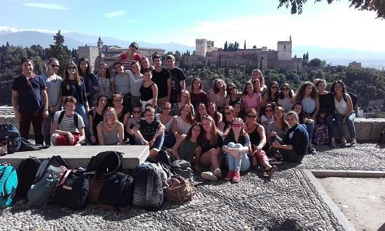 Echange La Rochelle-Jaén pour les classes de BACHIBAC