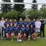 Les filles sont vice-championnes de France UNSS en Rugby !